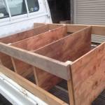 【DIY】倉庫用の棚作り