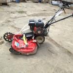 【機械整備】ウイングモア/共立/あぜ草刈機、AZ736A