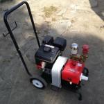【機械整備】高圧洗浄機(防除機)/共立/WE360
