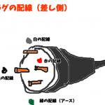 【電気工事】三相コンセントの配線/備忘録d(゚ε゚*)